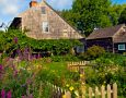 The Charm of a Cottage Garden